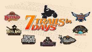 7 Trails 7 Days All Logos