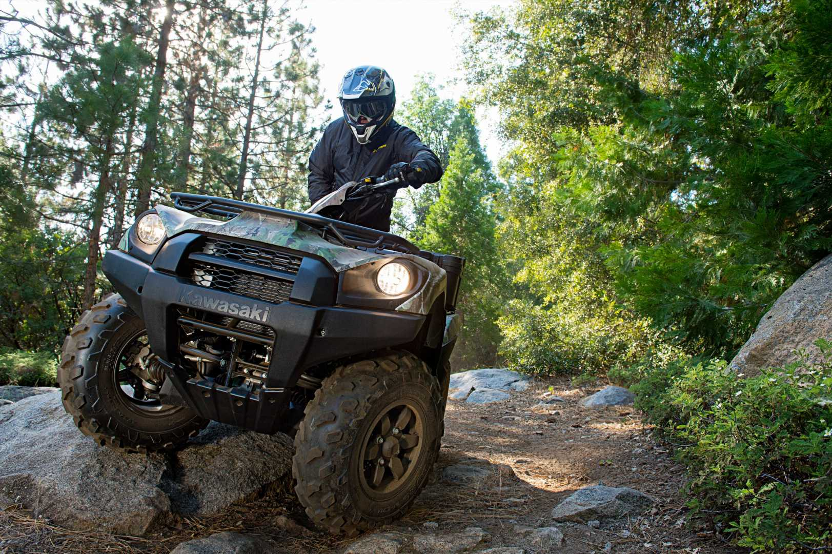 2015 Kawasaki Brute Force 750 4x4i EPS Action 20 High