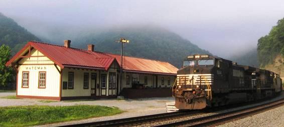 Depot Train 2