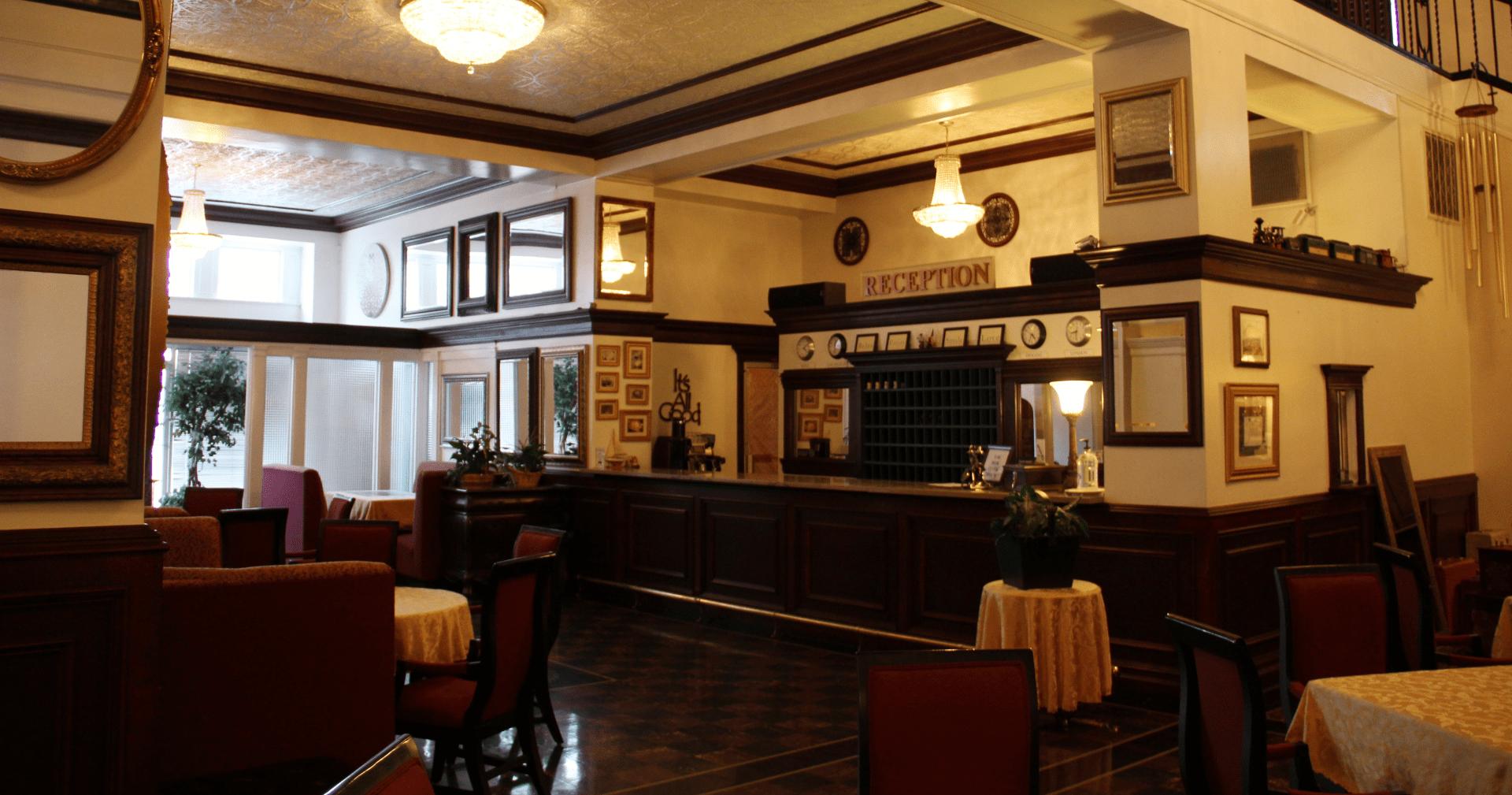Mountaineer Hotel Lobby