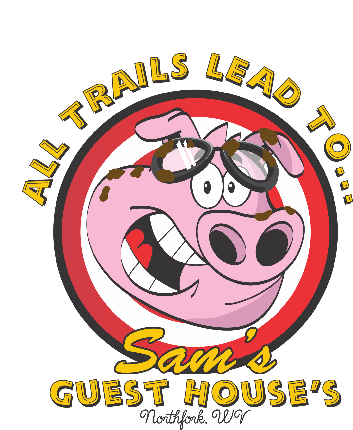 Sam's Guest House Logo