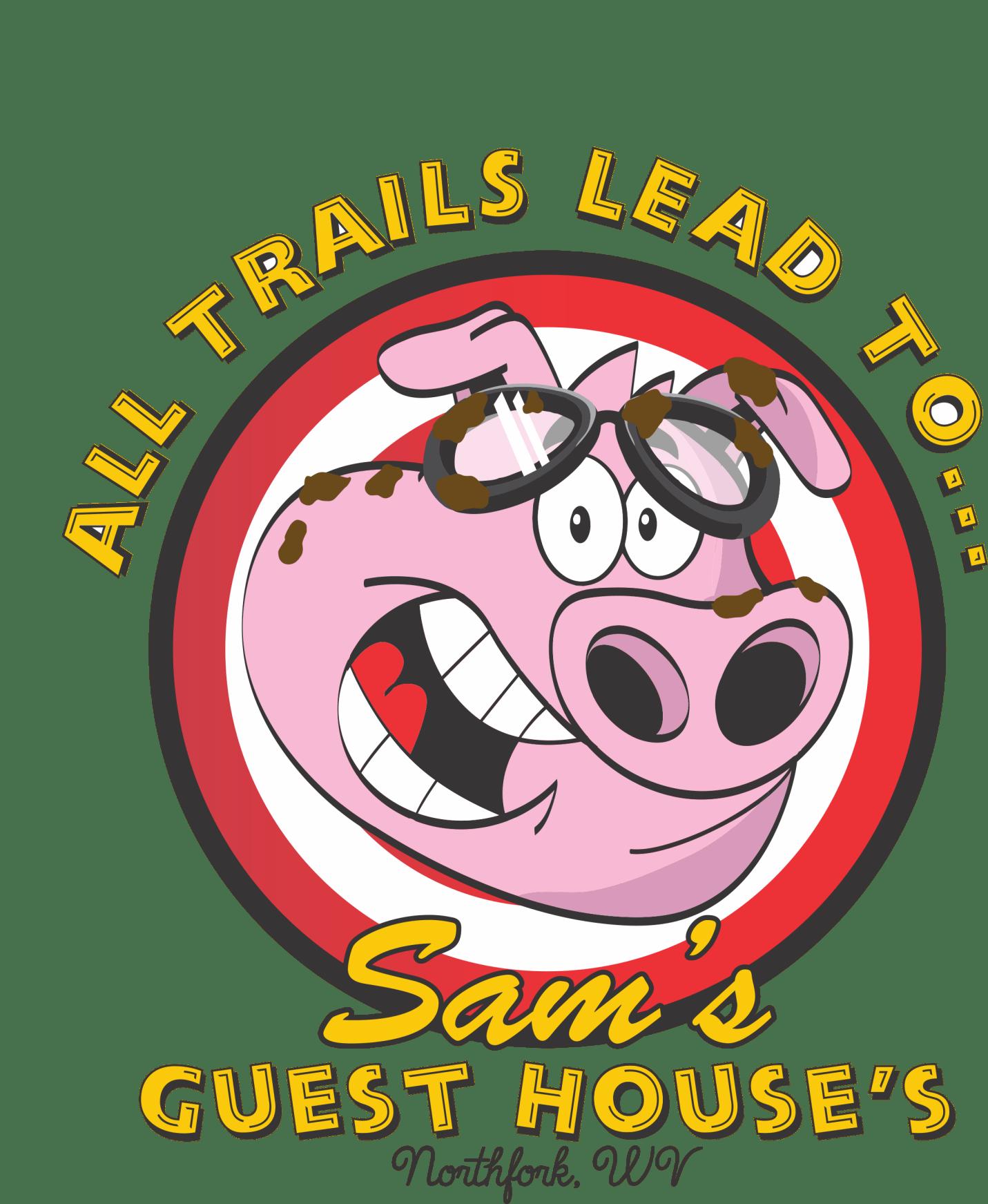 Sam's Guest House Logo