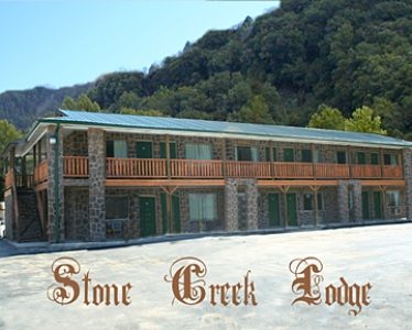 Stone Creek Lodge Large