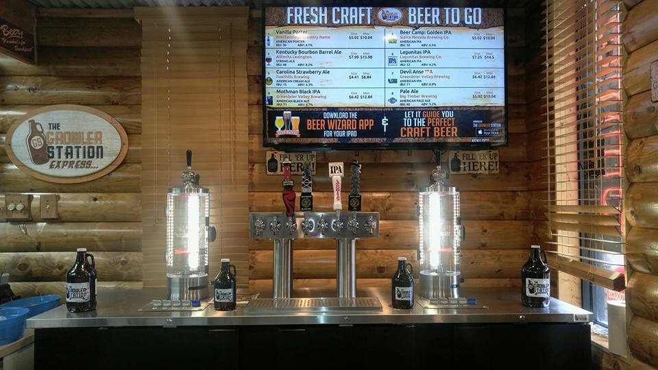 Tobacco And More Growler Station