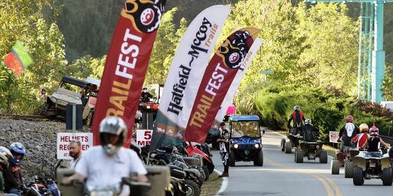 TrailFest Flags 1