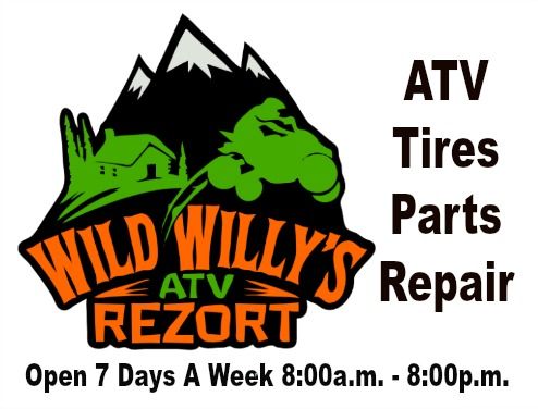 Wild Willy S Tire And Parts Logo May 2017