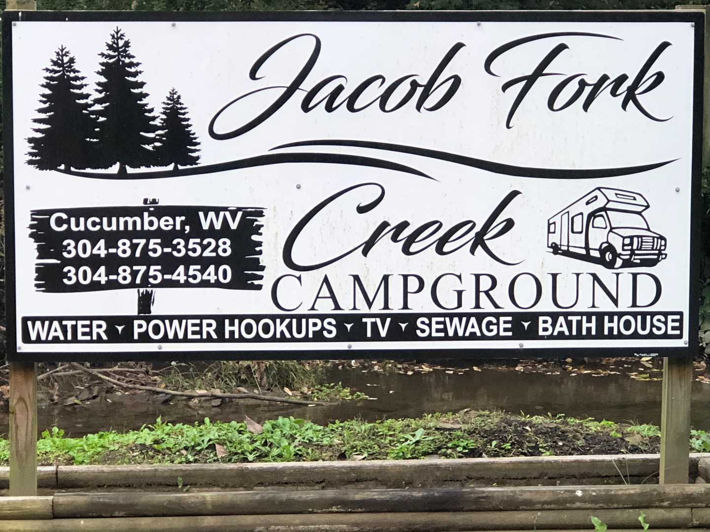 Jacob Fork Creek Campground Photo