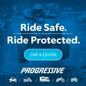 Progressive Insurance. Ride Safe. Ride Progressive.