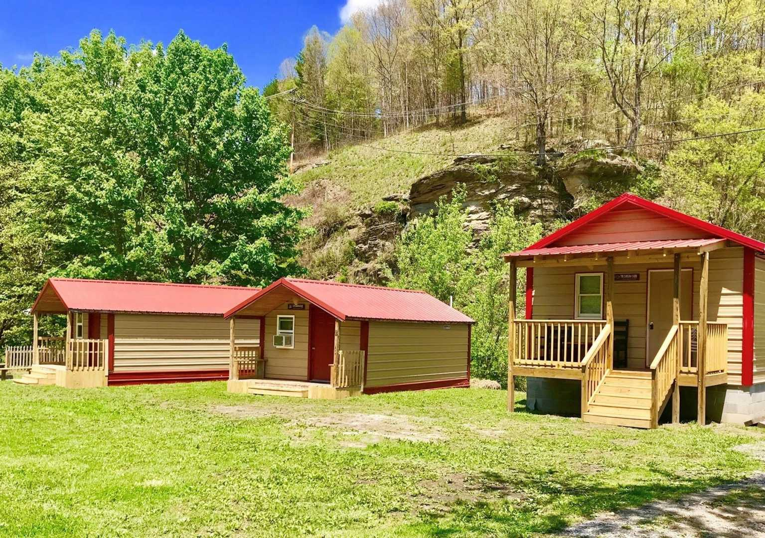 Cabins, Camping & RV Archives - Hatfield-McCoy Trails